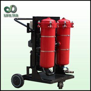 LYC-100B手推式滤油机