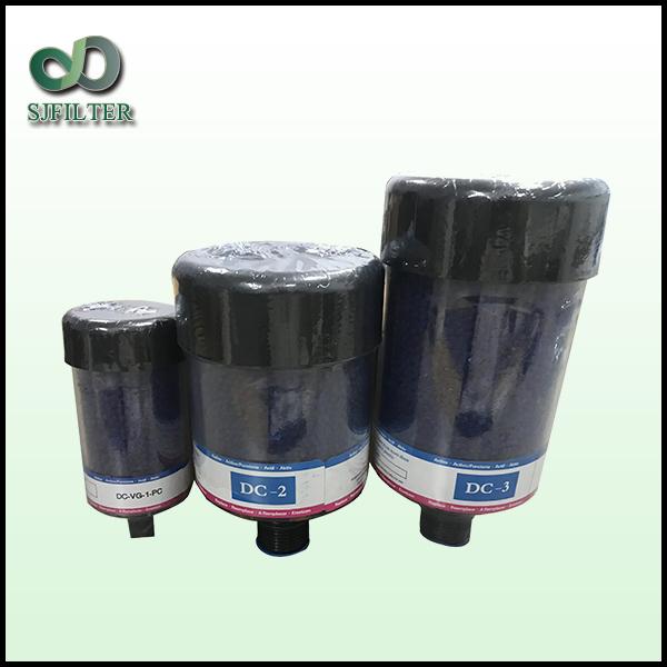 干燥剂呼吸器DC-VG-1-PC