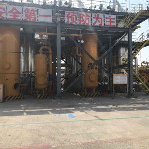 森洁过滤为华润燃气某分公司提供高品质粉尘燃气滤芯替代方案!
