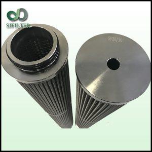 滤芯SF30/30合成粗甲醇过滤器不锈钢