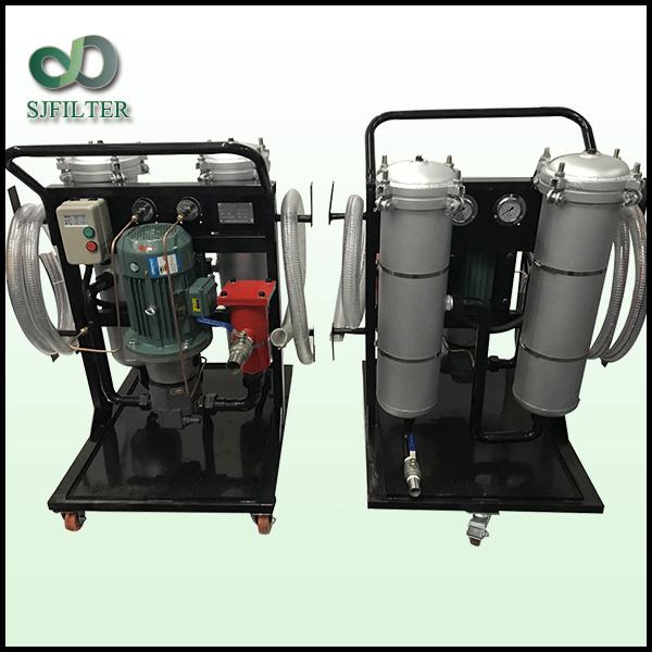 高精度滤油机