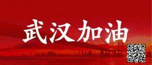 抗击疫情,我们在行动—武汉加油,中国加油!