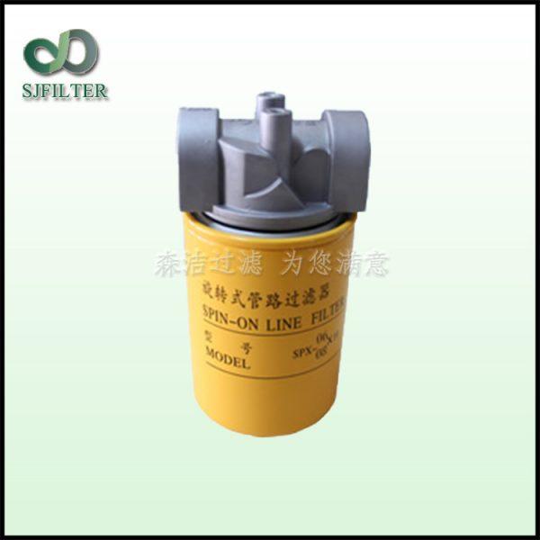 SP旋转式管路过滤器