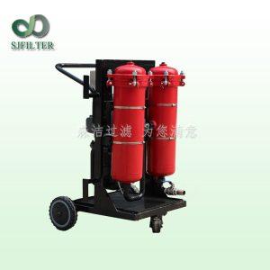 钢厂专用双筒滤油机