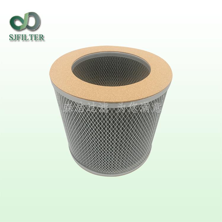 软木橡胶垫滤芯