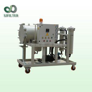 聚结滤油机