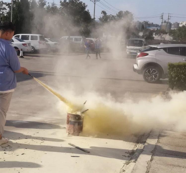消防演练培训-3